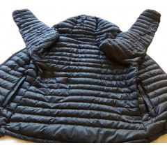 Super Down - MEDIUM WEIGHT, WINTER JACKET - X Large Size