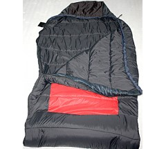 Sleeping Bag- Super Down- Mountain Saver-  Up to -40 degree