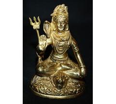 SHIVA / MAHADEV - Statue, made in Nepal