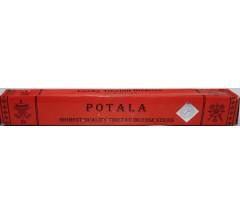 Incense- POTALA, herbal incense, sticks from Himalayan pure Herbs(short box)