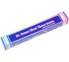 Incense- Mt. EVEREST RITUAL, Pure Himalayan Herbal  incense, sticks from Nepal