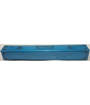 Incense- SHREE GANESH, Pure Himalayan Herbal  incense, sticks from Nepal