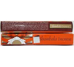 Incense-SHAMBALA, Pure Himalayan Herbal  incense, sticks from Nepal