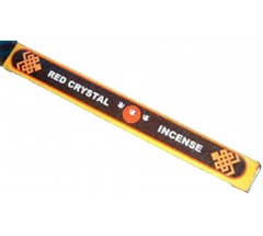 Incense-RED CRYSTAL, Pure Himalayan Herbal  incense, sticks from Nepal