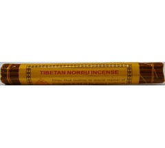 Incense-NORBU Tibetan, Handrolled, Pure Himalayan Herbal  incense, sticks from Nepal