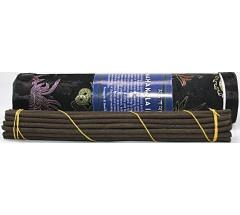 Incense-MAHAKALA, Pure Himalayan Herbal  incense, sticks from Nepal (Hard box)