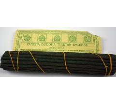 Incense-PANCHA BUDDHA, Handrolled, Pure Himalayan Herbal  incense, sticks from Nepal