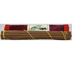 Incense- PURE SANDLEWOOD, Pure Himalayan Herbal  incense, sticks from Nepal (Hard box)