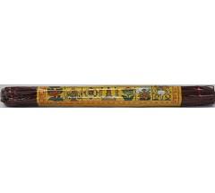 Incense-ASTAMANDALA, Handrolled, Pure Himalayan Herbal  incense, sticks from Nepal