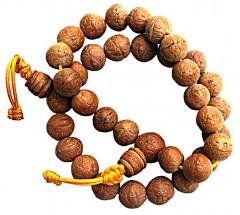 Bodhi/Budhachitta Bracelet, 18 Beads, 12 mm