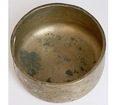 Well-Being Meditation, Musical, Looks like Thadobati, UNIQUE, RARE & ANCIENT Real Antique Singing bowl - Small Size