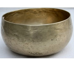 MERCURY - Planetary, Therapeutic, Cobrebati, Real Antique Singing bowl - Medium Size
