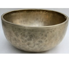 Mars - Planetary, Therapeutic, Jambati, Real-Antique (Superior)  Tibetan Singing Bowl - X Large Size