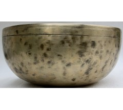MARS - Planetary, Therapeutic, Jambati, Real Antique (Superior) Singing Bowl - X Large Size