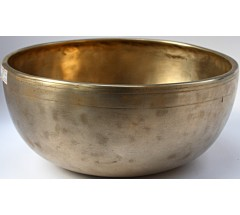 JUPITER - Planetary, Therapeutic, Jambati, Real (Superior) Antique Singing Bowl - Medium Size