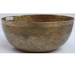 VENUS - Planetary, Therapetic, Jambati, Normal Real Antique Singing Bowl - Large Size