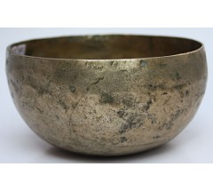 EROS - Planetary, Therapetic, Cobrebati, Normal Real Antique Singing Bowl - Extra Small Size