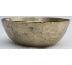 PLUTO - Planetary, Therapetic, Jambati, Normal Real Antique Singing Bowl - Extra Small Size