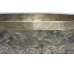 URANUS - Planetary, Therapetic, Jambati, Normal Real Antique Singing Bowl - Large Size