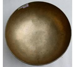 PLATONIC YEAR - Planetary, Therapetic, Jambati, Normal Real Antique Singing Bowl - Medium Size