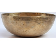 MARS - Planetary, Therapetic, Jambati, Normal Real Antique Singing Bowl - Medium Size