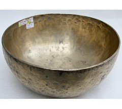 SOUND OF THE DAY - Planetary, Therapeutic, Jambati, Medium  Real Antique Singing Bowl - Large Size