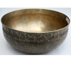 JUPITER  - Planetary, Therapeutic, Ultabati, Medium Real Antique Singing Bowl - Medium Size