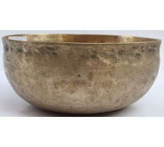 MARS - Planetary, Therapetic, Ultabati, Medium Real Antique Singing Bowl - Medium Size