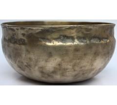 URANUS - Planetary, Therapetic, Ultabati, Medium Real Antique Singing Bowl - Medium Size