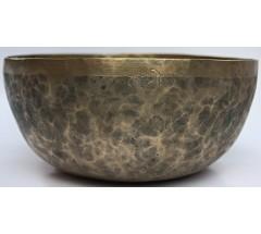URANUS - Planetary, Therapetic, Jambati, Real Antique Singing Bowl - Large Size
