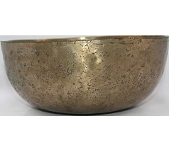 JUPITER - Planetary, Therapetic, Jambati, Real Antique (Superior) Singing Bowl - Large Size