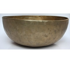 URANUS - Planetary, Therapetic, Jambati, Real Antique (Superior) Singing Bowl - Large Size