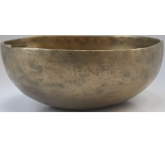 EARTH DAY - Planetary Therapetic, Chickenbati, Normal Real Antique Singing Bowl - Small Size