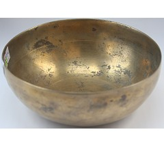 SUN - Planetary, Therapeutic, Chickenbati, Real Antique Singing Bowl - Extra Small Size