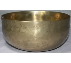 JUPITER - Planetary, Therapeutic, Ultabati, Normal Real Antique Singing Bowl - Medium Size