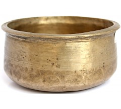 D#(Re#) - Musical, Therapeutic, UNIQUE, RARE & ANCIENT, real Antique Bowls Singing Bowl - Small Size