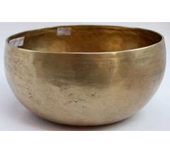 PLUTO - Planetary, Therapeutic, Cobrebati, Real Antique Singing bowl - Medium Size