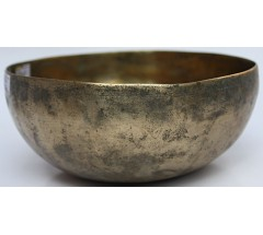 EROS - Planetary, Therapetic, Jambati,  Normal Real Antique Singing Bowl - Small  Size