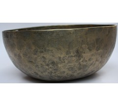 NEPTUNE - Planetary, Therapetic, Jambati, Normal Real Antique Singing Bowl - Large Size