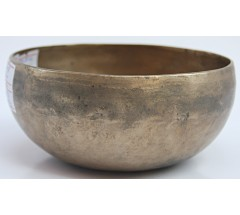 LILITH - Planetary, Therapetic, Cobrebati, Normal Real Antique Singing Bowl - Extra Small Size