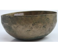 MARS - Planetary, Therapetic, Cobrebati, Normal Real Antique Singing Bowl - Extra Small Size