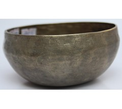 SATURN - Planetary, Therapetic, Cobrebati, Normal Real Antique Singing Bowl - Extra Small Size
