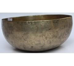 SATURN - Planetary, Therapetic, Jambati, Normal Real Antique Singing Bowl - Medium Size