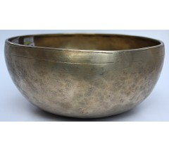 ALPHA - Planetary, Therapetic, Jambati, Medium speical Real Antique Singing Bowl-Medium Size