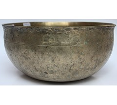 NEPTUNE - Planetary, Therapeutic, Ultabati, Medium Real Antique Singing Bowl - Medium Size