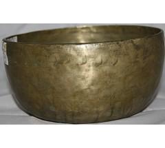 PLATONIC YEAR - Planetary, Therapetic, Thadobati, Medium Real Antique Singing Bowl - Medium Size