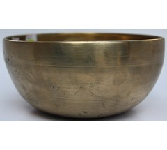 ALPHA - Planetary, Therapetic, Jambati, Real -Antique (Superior) Singing Bowl - Medium Size
