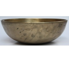 JUPITER - Planetary, Therapetic, Manipuri, Real Antique Singing Bowl - Medium Size