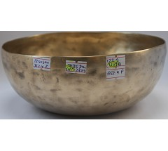 LILITH - Planetary Therapetic+ Chickenbati Normal  Real Antique Singing Bowls - Medium Size