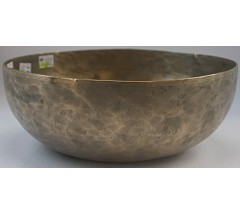 MARS & PLUTO - Planetary, Therapeutic, Chickenbati, Real Antique Singing Bowl - Medium Size